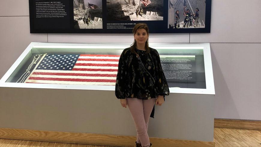 Veteran's Trip to NYC