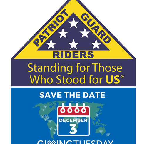 Patriot Guard Giving Tuesday