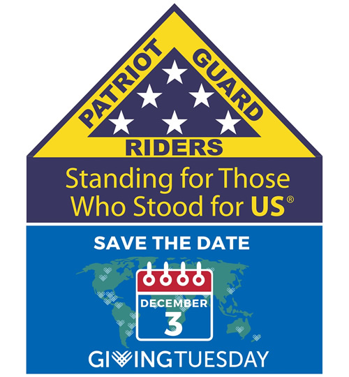 Patriot Guard - Giving Tuesday